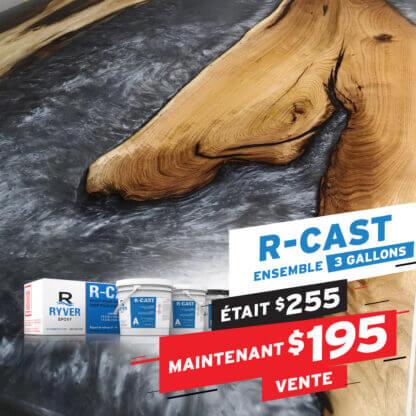 R-Cast ryver epoxy promo