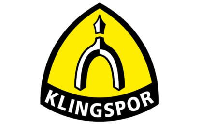 Logo des abrasifs Klinspor